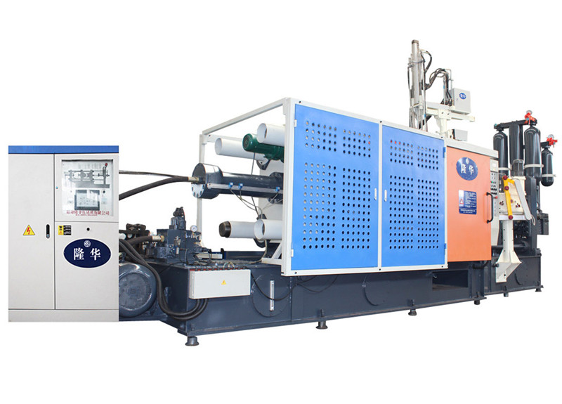 aluminum die casting machine process