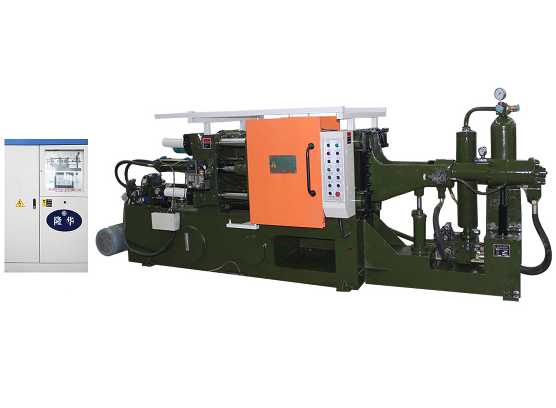 The most advanced pre - injection circuit abroad dia casting machine