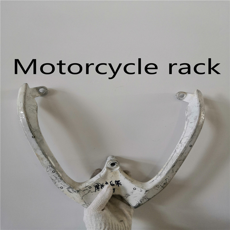 Motorcycle shelf
